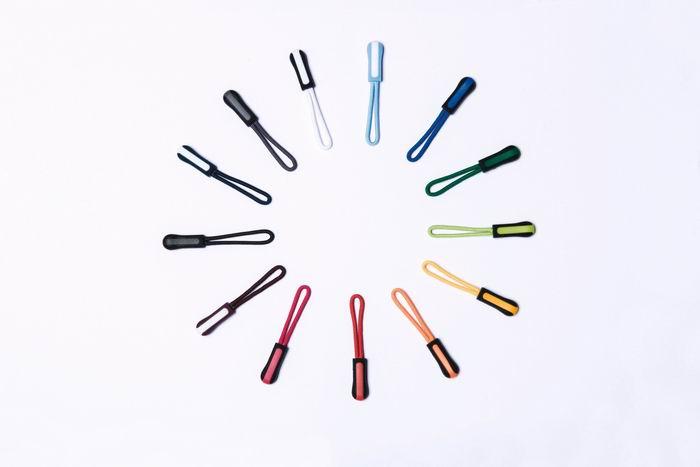 Taháèek na zip (sada 4 ks)