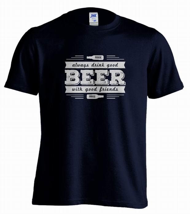 Pánské pivní trièko