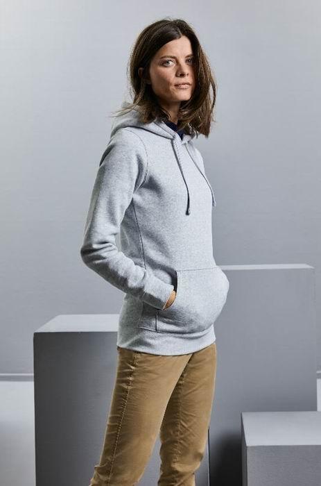 Dámská mikina s kapucí Authentic Hooded Sweatshirt
