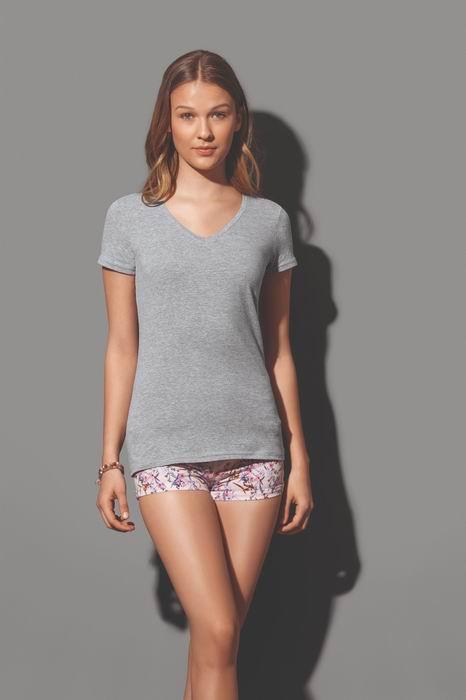 Dámské trièko CLAIRE V-neck